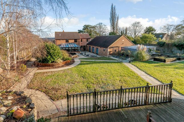 Thumbnail Detached house for sale in Old Farm Lane, Islip, Kettering, Northamptonshire