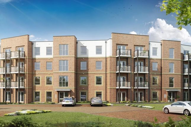 "Thumbnail Flat for sale in ""Pavilion Court"" at Cricket Field Grove, Crowthorne"