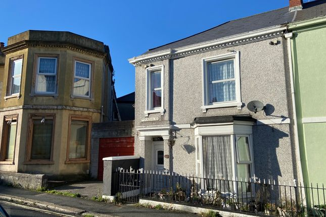 2 bed end terrace house for sale in Furzehill Road, Greenbank, Plymouth PL4