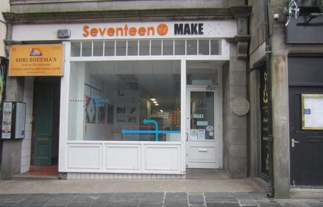 Thumbnail Retail premises to let in 17 Belmont Street, Aberdeen