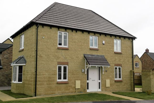 Thumbnail Link-detached house to rent in Springfield Way, Sutton Courtenay, Oxfordshire, Oxon