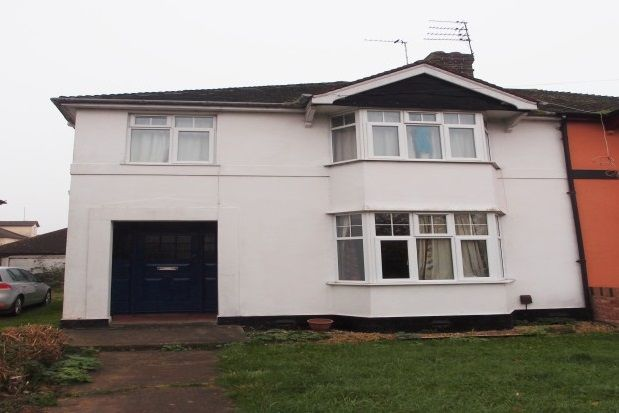 Thumbnail Property to rent in Bartlemas Close, Oxford