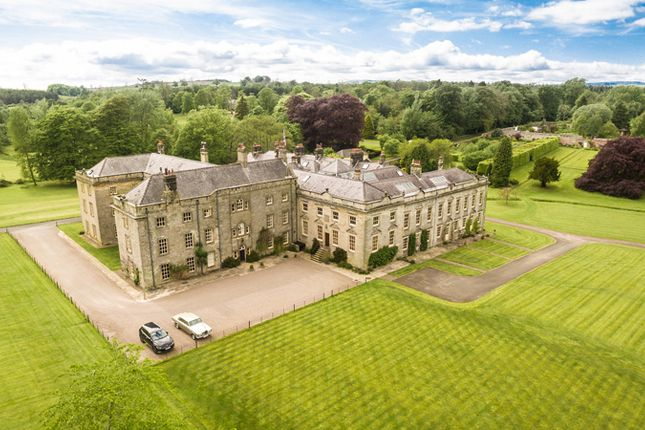 Thumbnail Country house for sale in 3 The Park Wing, Callaly Castle, Callaly, Alnwick, Northumberland