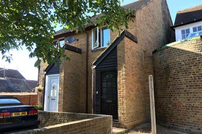 Thumbnail End terrace house to rent in Walnut Tree Close, Birchington