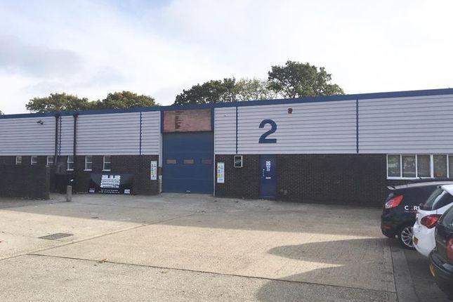 Thumbnail Warehouse to let in Unit 2 Mitchell Close, Segensworth, Fareham, Hampshire
