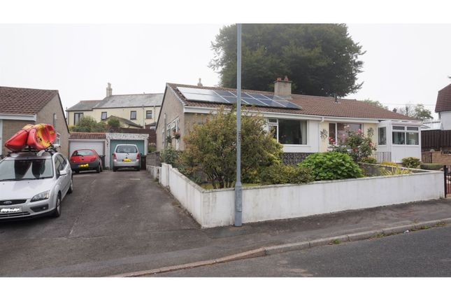 Thumbnail Bungalow for sale in Broadmead, Callington