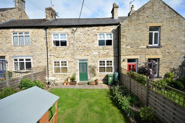 Thumbnail Terraced house for sale in Uppertown, Wolsingham, Bishop Auckland