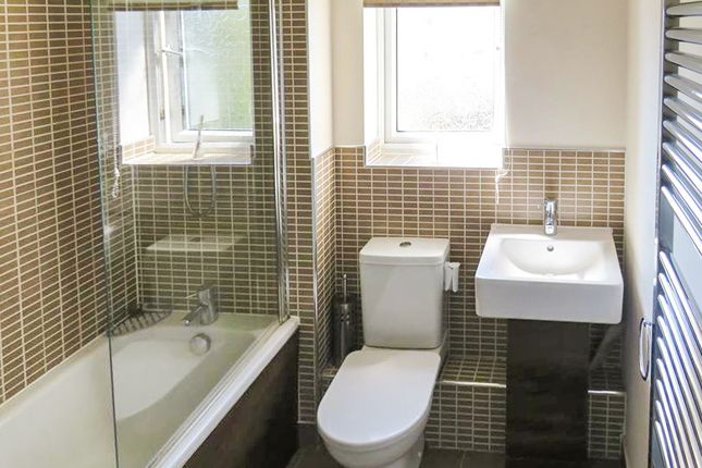Bathroom of Cedar Drive, Seacroft, Leeds LS14