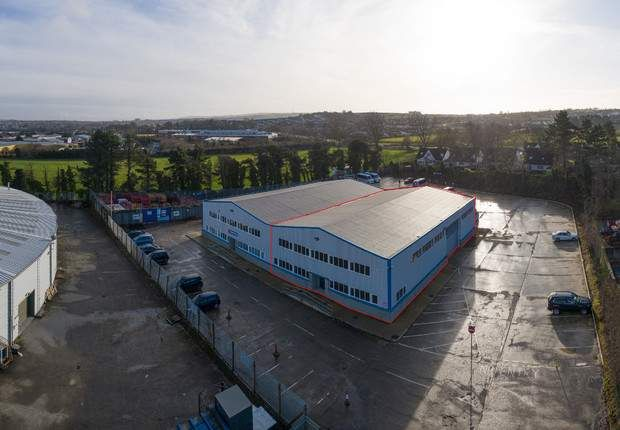 Thumbnail Warehouse to let in Springtown Avenue, Springtown Industrial Estate, Londonderry, County Londonderry