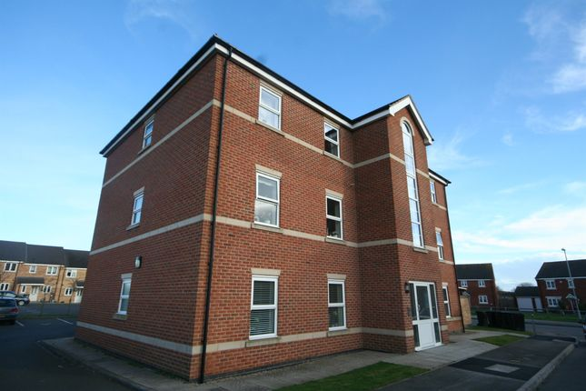 Thumbnail Flat for sale in Burgess Road, Stamford
