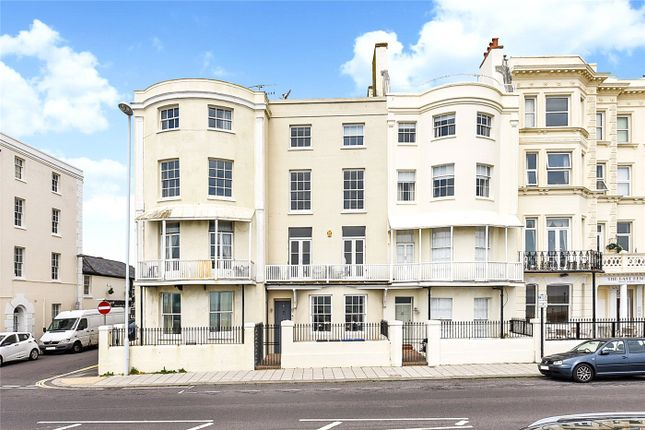 Thumbnail Terraced house for sale in Marine Parade, Worthing, West Sussex