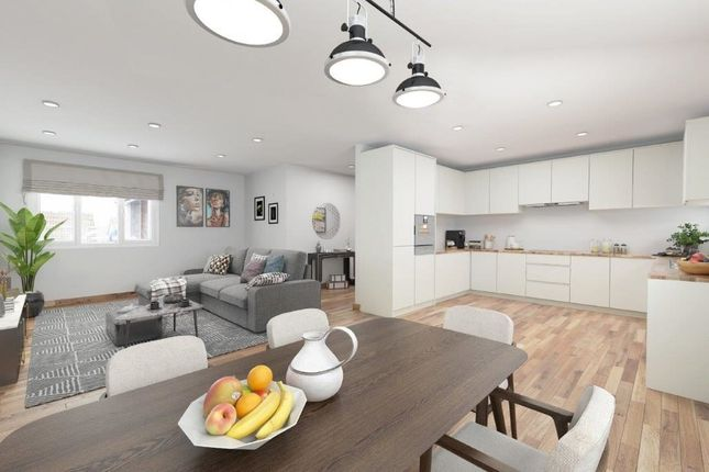 Thumbnail Flat for sale in East Ham, London, England