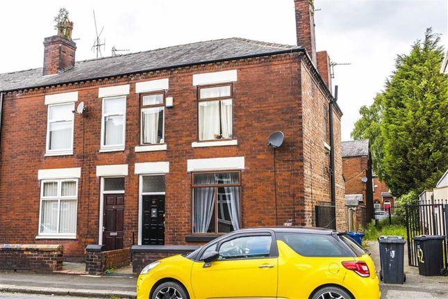 Thumbnail End terrace house to rent in Fairhurst Street, Leigh, Lancashire