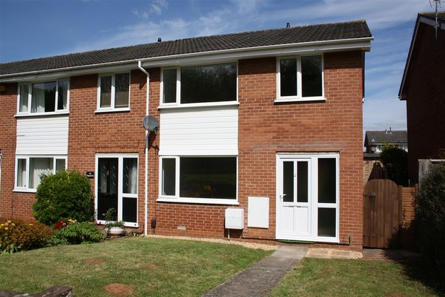 Thumbnail End terrace house to rent in Edgeworth, Yate, South Gloucestershire