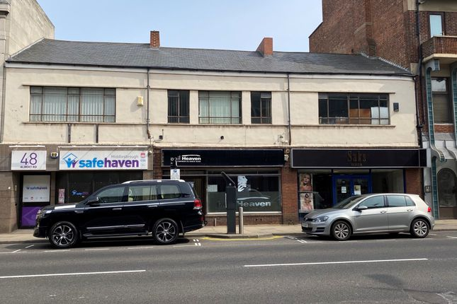 Thumbnail Retail premises for sale in Albert Road, Middlesbrough