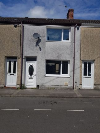 Thumbnail Terraced house to rent in Elias Streeet, Neath