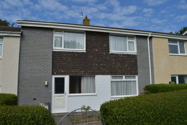 Thumbnail Terraced house for sale in Nicholl Court, Llantwit Major
