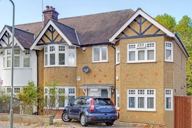 Thumbnail Semi-detached house for sale in Lyndhurst Gardens, London