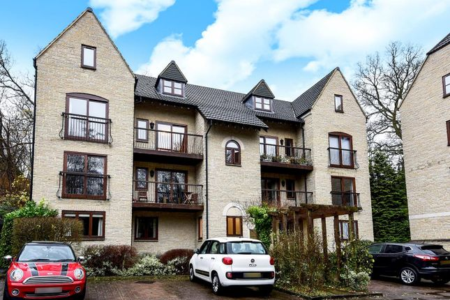 Thumbnail Flat to rent in Dorchester Close, Headington