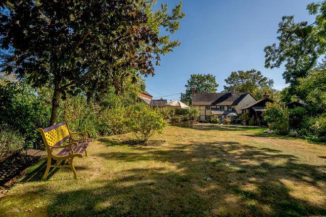Rear Garden of Bryne Lane, Padbury, Buckingham, Buckinghamshire MK18