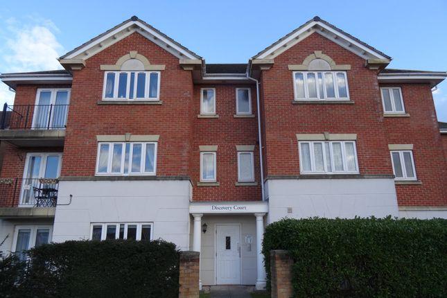 Thumbnail Flat For Sale In St Helier Road Gosport Hampshire