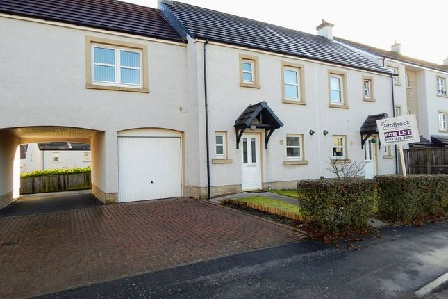 Thumbnail Semi-detached house to rent in Kirkfield Gardens, Renfrew
