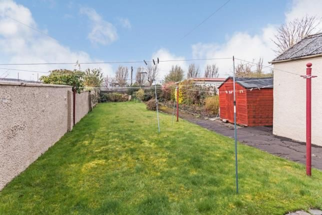 Garden of Hawkhead Road, Paisley, Renfrewshire, . PA1