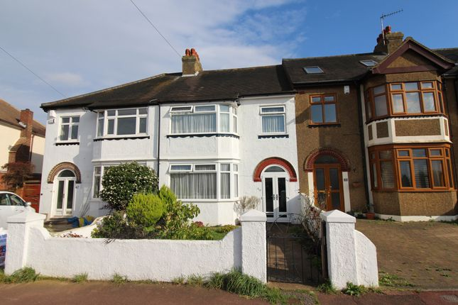 Thumbnail Terraced house for sale in Hunters Way West, Kent