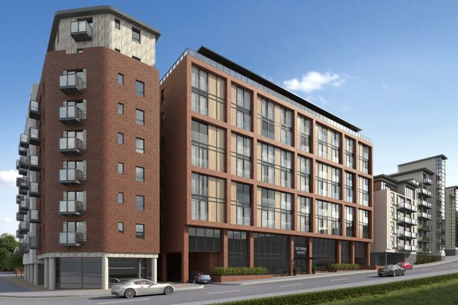 Thumbnail Flat for sale in Skinner Lane, Leeds