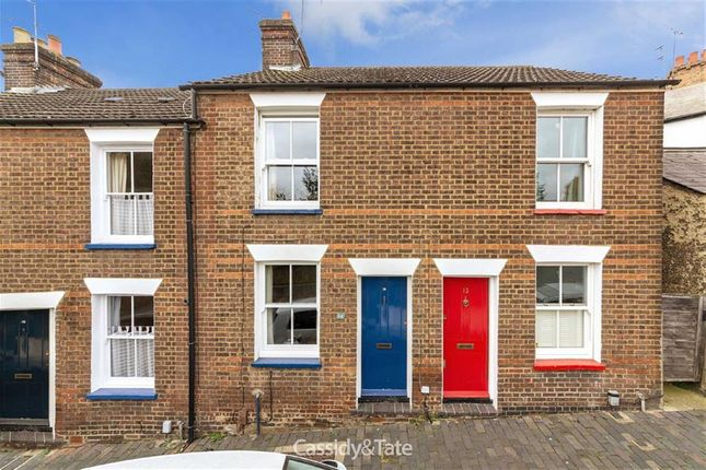 Thumbnail Terraced house to rent in Keyfield Terrace, St Albans, Hertfordshire
