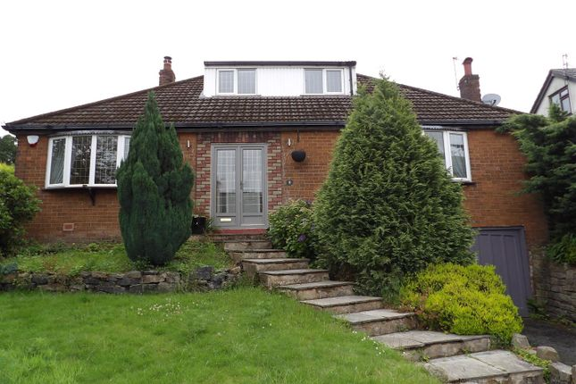 Thumbnail Detached bungalow to rent in Armit Road, Greenfield, Oldham