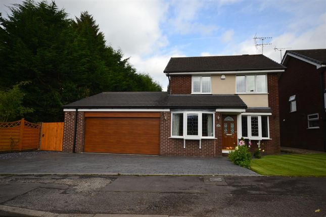 Thumbnail Detached house for sale in Kem Mill Lane, Whittle-Le-Woods, Chorley