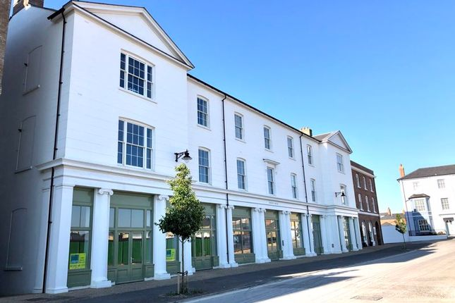 Thumbnail Flat to rent in Crown Square, Poundbury, Dorchester