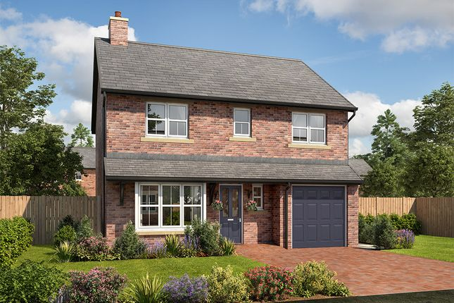 "Thumbnail Detached house for sale in ""Wellington"" at Goodwood Drive, Carlisle"