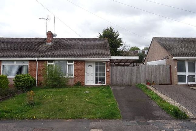 Thumbnail Semi-detached bungalow for sale in Walton Road, Exeter