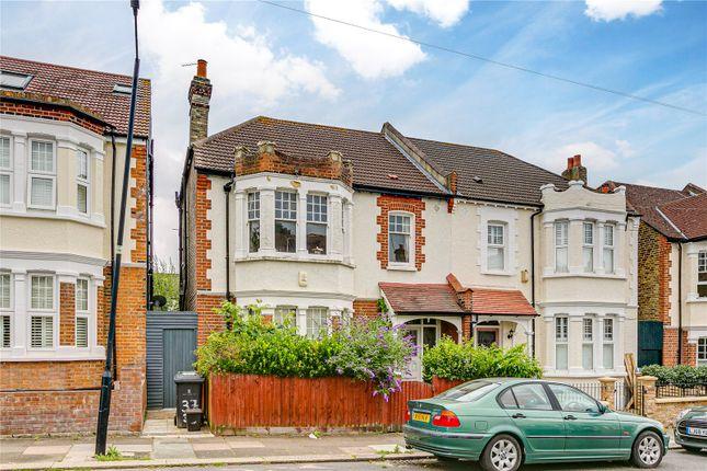 Thumbnail Semi-detached house for sale in Arragon Gardens, Streatham, London