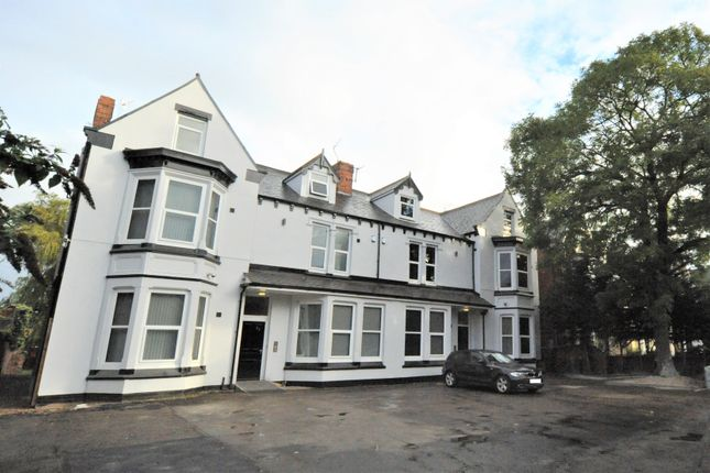 Thumbnail Block of flats for sale in The Crescent, Middlesbrough