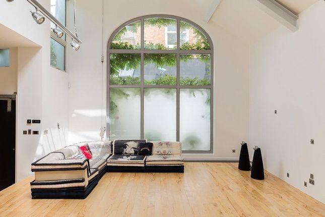 Thumbnail Property to rent in Stratford Studios, Kensington