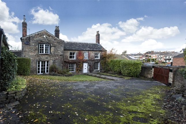 Thumbnail Detached house for sale in Crowlees Road, Mirfield, West Yorkshire