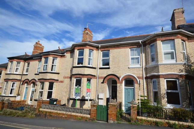 Thumbnail Flat to rent in Church Road, Newton Abbot