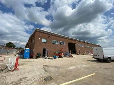 Thumbnail Light industrial to let in New Unit, Rear Of, Tickitape House, 31 Bone Lane, Newbury, Berkshire