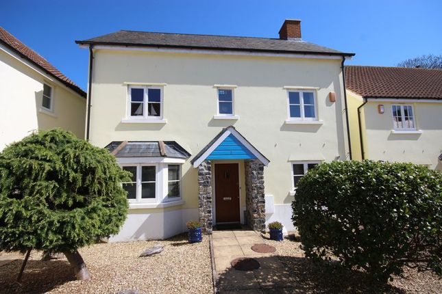 4 bed detached house for sale in Garrett Close, Seaton