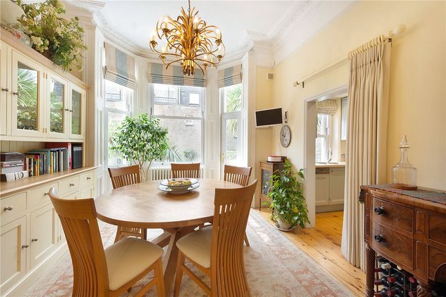 Thumbnail Maisonette for sale in Marloes Road, London