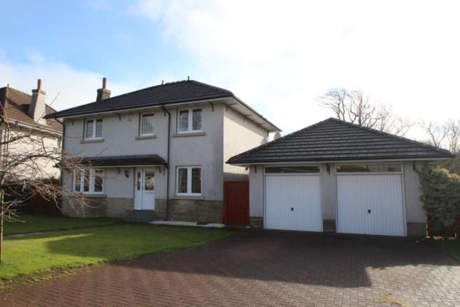 Thumbnail Detached house for sale in Beauly Crescent, Newton Mearns, East Renfrewshire