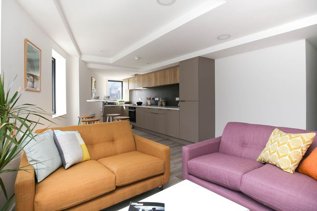 Thumbnail Flat to rent in St James' View, St James Street, Newcastle Upon Tyne