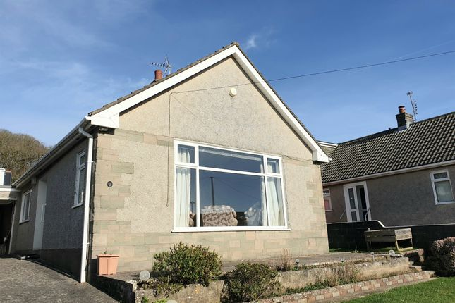 Thumbnail Detached bungalow for sale in Willow Close, Porthcawl