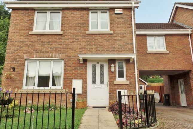 Thumbnail Detached house for sale in Lon Yr Efail, Caerau, Cardiff
