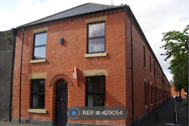 Thumbnail End terrace house to rent in Field Street, Salford