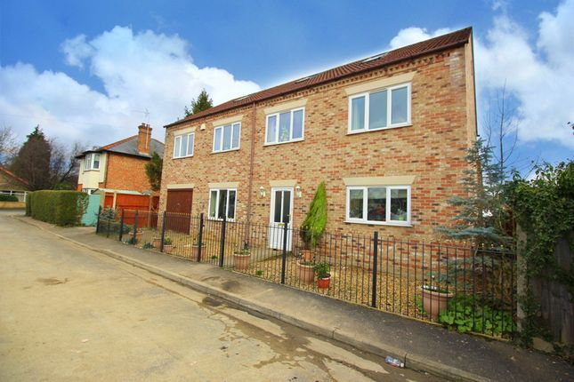 Thumbnail Detached house for sale in Hampden Road, Wisbech
