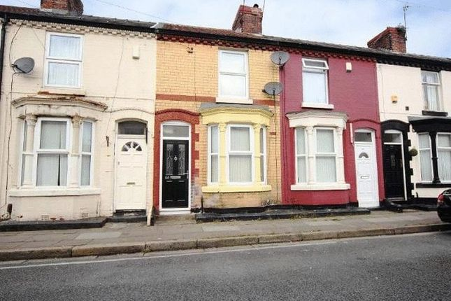 Thumbnail Terraced house for sale in Methuen Street, Wavertree, Liverpool